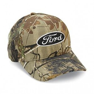 Ford Camo Hats