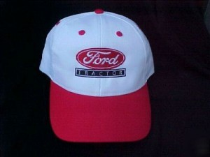 Ford Tractor Hat