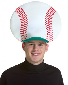 Funny Baseball Hats