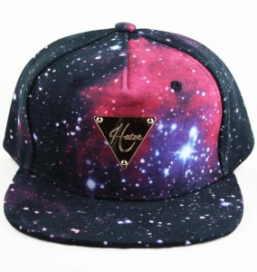 Galaxy Hat Picture
