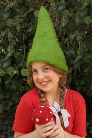 Gnome Hat Tag Hats