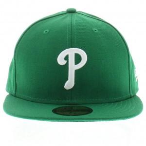 Green Phillies Hat