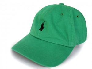 Green Polo Hat