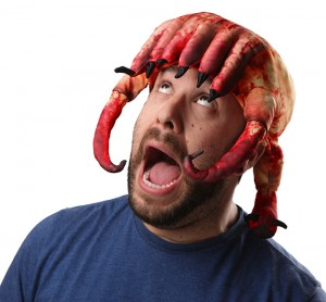 Half Life Headcrab Hat