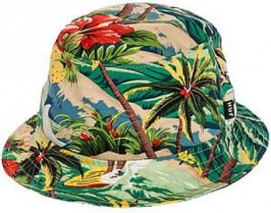 Hawaiian Bucket Hat