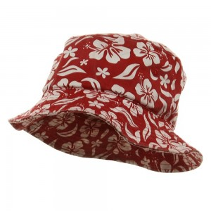 Hawaiian Bucket Hats Image