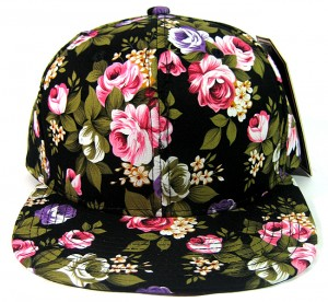 Hawaiian Snapback Hats