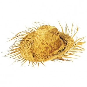 Hawaiian Straw Hat