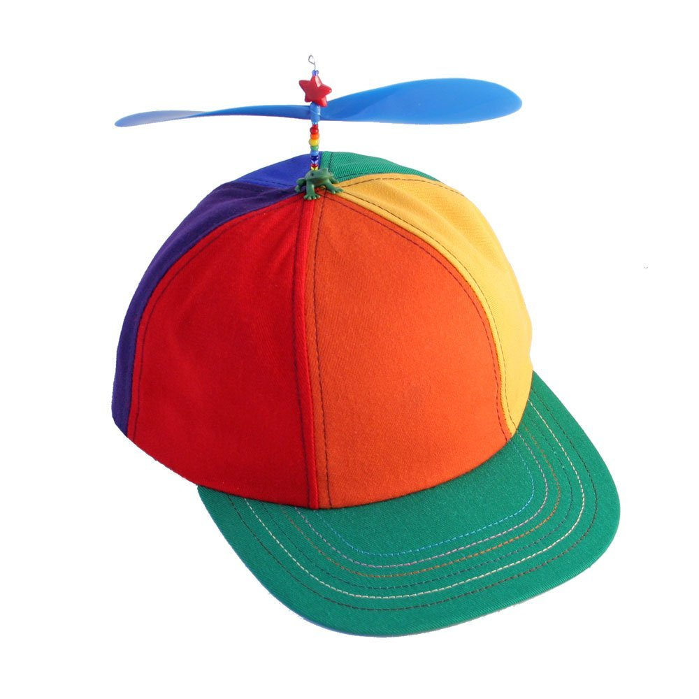Helicopter Hats Tag Hats