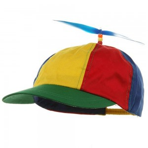 Helicopter Hats Image