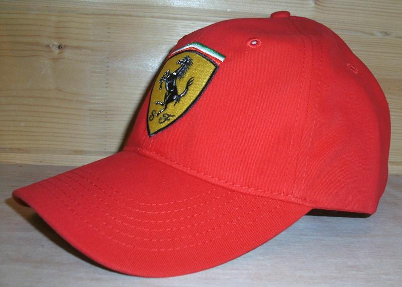 Ferrari Hats – Tag Hats 5c1f8c3c9d9
