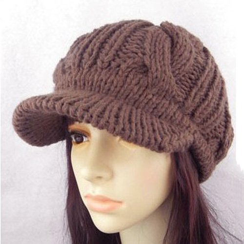 Knit Pattern Beanie With Brim : Knitting Hats   Tag Hats