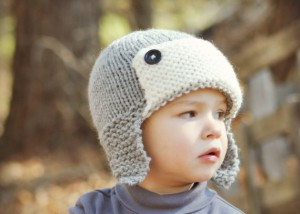 Knit Hats for Toddlers
