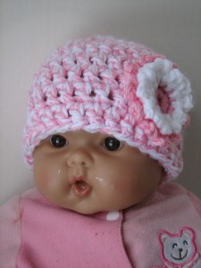 Knitted Newborn Hats