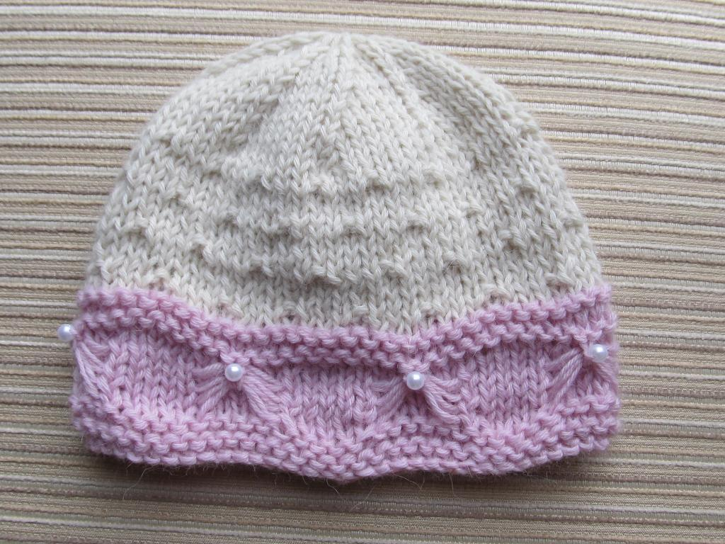 Knit Baby Hats Pattern : Knitting Hats   Tag Hats
