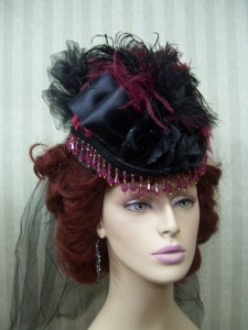 Ladies Victorian Hats