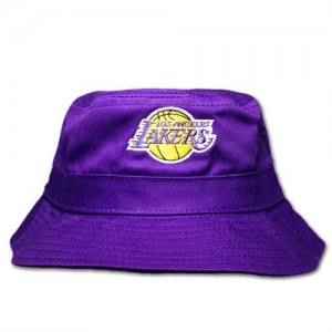 Lakers Bucket Hats