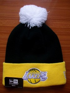 Lakers Winter Hats