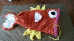 Magikarp Knit Hat