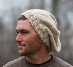 Mens Slouch Hat