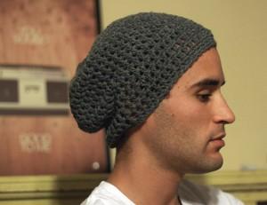 Mens Slouch Hat Crochet Pattern