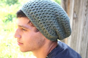 Mens Slouchy Hat