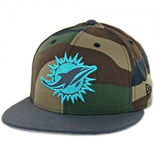 Miami Dolphins Camo Hat