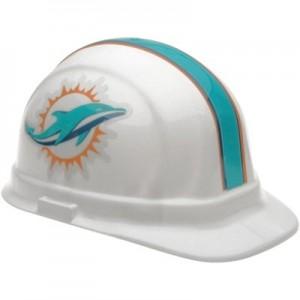 Miami Dolphins Hard Hat