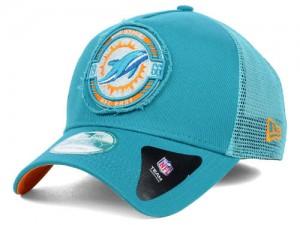 Miami Dolphins Trucker Hat
