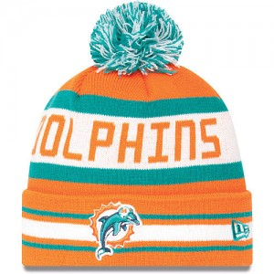 Miami Dolphins Winter Hat
