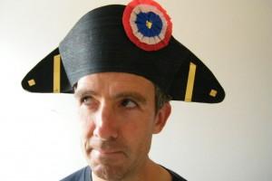 Napoleon Hat Pattern