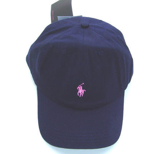 Navy Blue Polo Hat