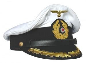 Navy Captain Hat