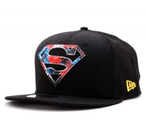 New Era Superman Hat