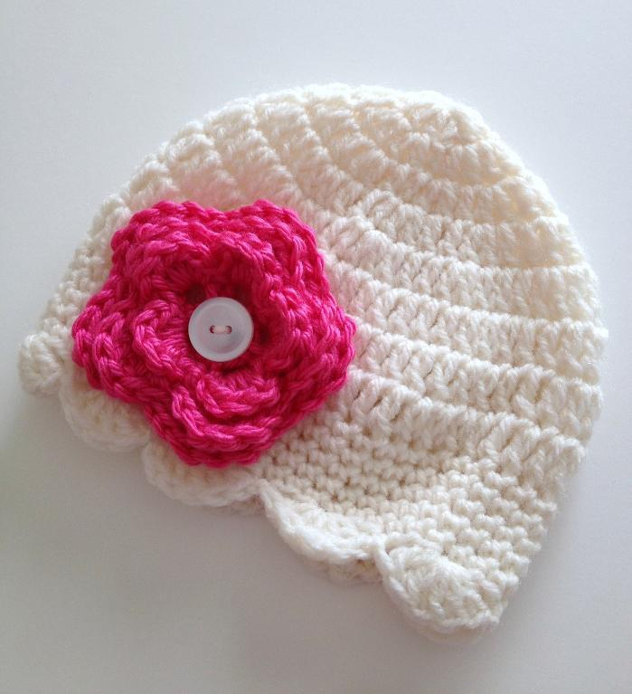 Crochet Pattern Newborn Girl Hat : Newborn Hats ? Tag Hats