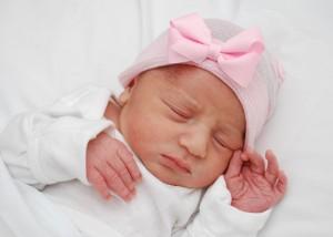 Newborn Hospital Hat