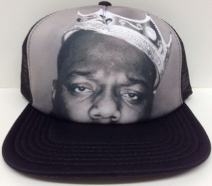 Notorious Big Hat