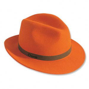 Orange Hunting Hats