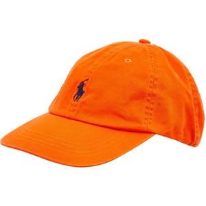 Orange Polo Hat