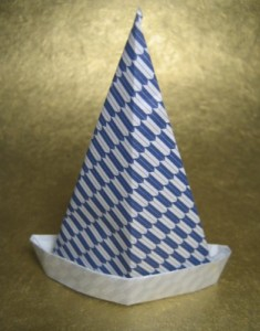 Origami Hats Image