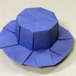 Origami Hats Picture