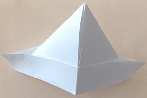 Paper Boat Hat