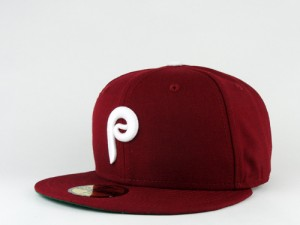 Phillies Fitted Hats