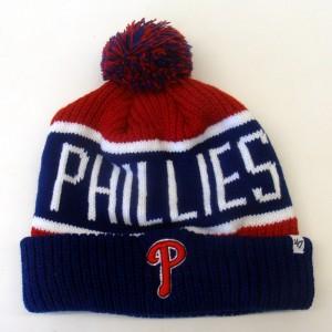 Phillies Knit Hat