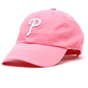 Pink Phillies Hat