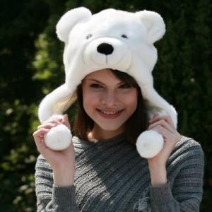 Polar Bear Hat Image