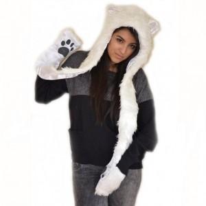 Polar Bear Hat and Scarf