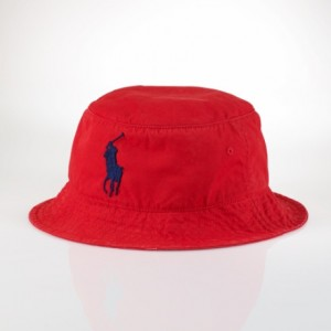 Polo Bucket Hats for Men