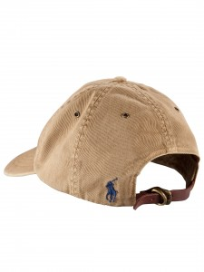 Polo Hats with Leather Strap