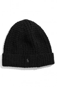 Polo Knit Hat